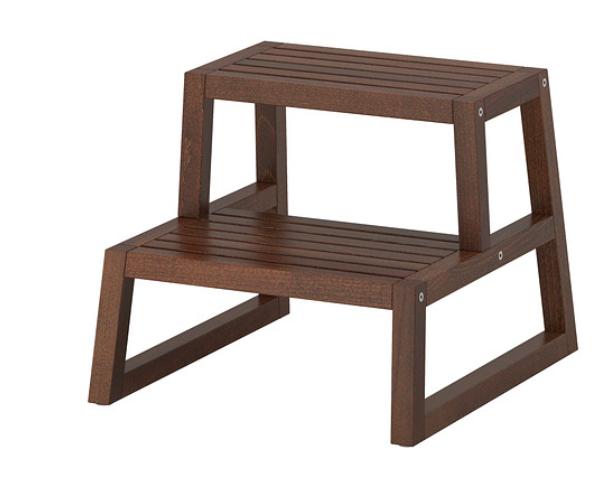 marche pour spa bois. Black Bedroom Furniture Sets. Home Design Ideas