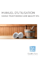 Notice Sauna Quality Spa