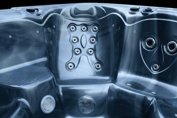 Spa XTREM Gris Quality Spa- 20.01.05