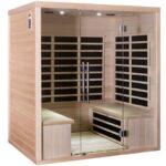 sauna-infrarouge-panneaux-carbone-3200w-luxe-4-places-sno