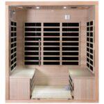 sauna-infrarouge-panneaux-carbone-3200w-luxe-4-places-sno-2