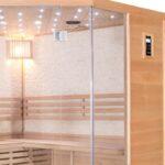 sauna-traditionnel-luxe-5-6-places-Quality Spa-poele-sawo-9000w-6