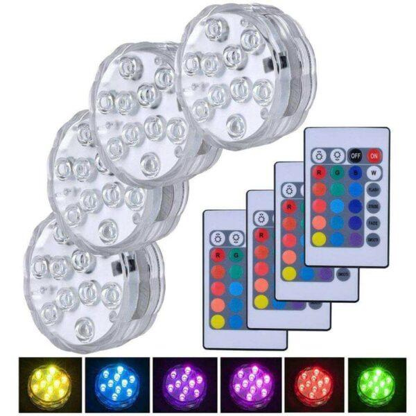 Water Light LED